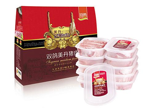 vwin德赢网美丹猪肉礼盒