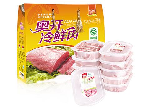 奥开冷鲜肉礼盒(绿色)