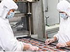 ope体育肉品加工基地